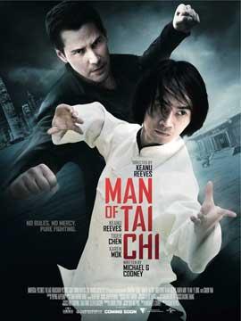 Man of Tai Chi - 11 x 17 Movie Poster - Style B