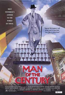 Man of the Century - 11 x 17 Movie Poster - Style A