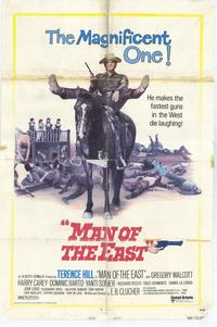 Man of the East - 11 x 17 Movie Poster - Style A