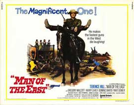 Man of the East - 11 x 14 Movie Poster - Style A
