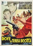 Man of the West - 27 x 40 Movie Poster - Italian Style A