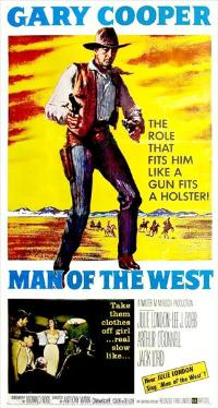 Man of the West - 11 x 17 Movie Poster - Style C