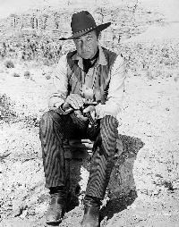 Man of the West - 8 x 10 B&W Photo #4