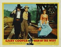 Man of the West - 11 x 14 Movie Poster - Style C