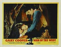 Man of the West - 11 x 14 Movie Poster - Style D