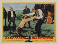 Man of the West - 11 x 14 Movie Poster - Style E