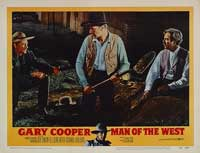 Man of the West - 11 x 14 Movie Poster - Style F