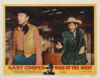 Man of the West - 11 x 14 Movie Poster - Style G
