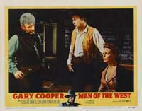 Man of the West - 11 x 14 Movie Poster - Style H
