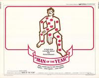 Man of the Year - 11 x 14 Movie Poster - Style A