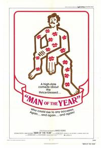 Man of the Year - 11 x 17 Movie Poster - Style A
