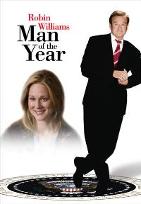 Man of the Year - 27 x 40 Movie Poster - Style C