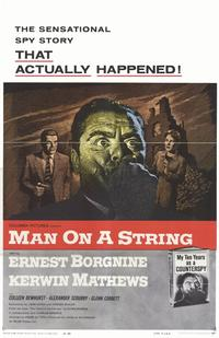 Man on a String - 11 x 17 Movie Poster - Style A
