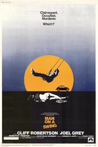 Man on a Swing - 11 x 17 Movie Poster - Style A