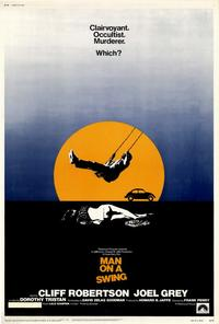 Man on a Swing - 27 x 40 Movie Poster - Style A