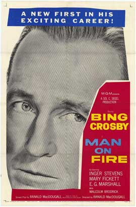 Man on Fire - 11 x 17 Movie Poster - Style A