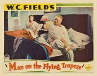 Man on the Flying Trapeze - 11 x 14 Movie Poster - Style A