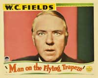 Man on the Flying Trapeze - 11 x 14 Movie Poster - Style G