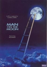 Man on the Moon - 27 x 40 Movie Poster - Spanish Style A