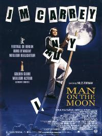 Man on the Moon - 11 x 17 Movie Poster - French Style A