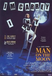 Man on the Moon - 11 x 17 Movie Poster - Spanish Style B