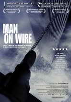 Man on Wire - 27 x 40 Movie Poster - Spanish Style A
