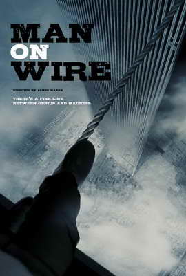 Man on Wire - 11 x 17 Movie Poster - Style B