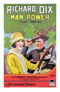 Man Power - 11 x 17 Movie Poster - Style A