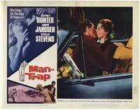Man Trap - 11 x 14 Movie Poster - Style E