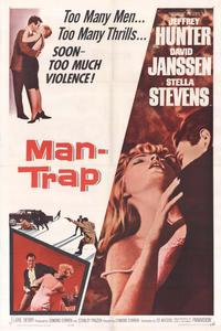 Man Trap - 11 x 17 Movie Poster - Style A