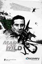 Man vs. Wild - 11 x 17 TV Poster - Style B