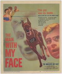 Man with My Face - 11 x 17 Movie Poster - Style A