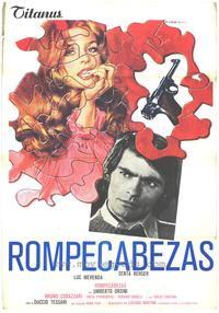 Man Without a Memory - 11 x 17 Movie Poster - Spanish Style A