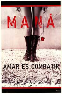 Mana - Music Poster - 22 x 34 - Style B