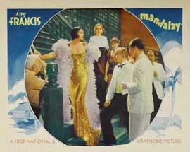 Mandalay - 11 x 14 Movie Poster - Style B