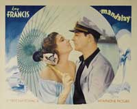 Mandalay - 11 x 14 Movie Poster - Style C