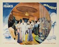 Mandalay - 11 x 14 Movie Poster - Style E