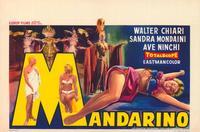 Mandarino per Teo, Un - 27 x 40 Movie Poster - Belgian Style A
