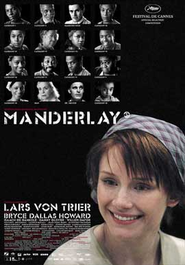 Manderlay - 11 x 17 Movie Poster - Style A