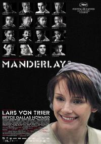 Manderlay - 43 x 62 Movie Poster - Bus Shelter Style A