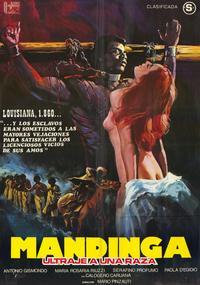 Mandinga - 11 x 17 Movie Poster - German Style A