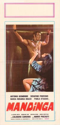 Mandinga - 11 x 17 Movie Poster - Italian Style A