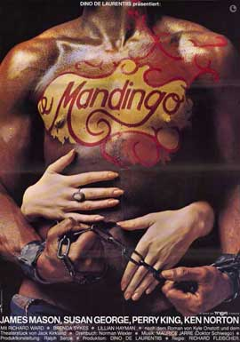 Mandingo - 11 x 17 Poster - Foreign - Style A