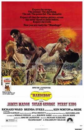 Mandingo - 11 x 17 Movie Poster - Style A