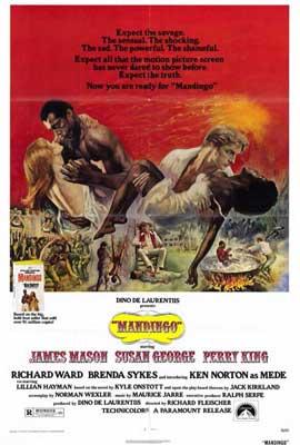 Mandingo - 27 x 40 Movie Poster - Style A