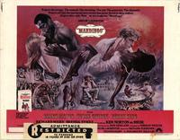Mandingo - 22 x 28 Movie Poster - Half Sheet Style A