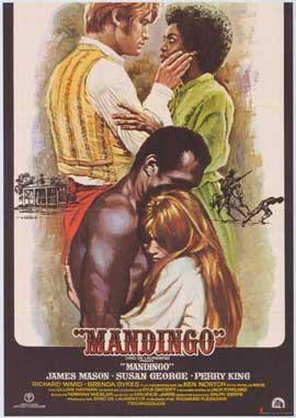 Mandingo - 11 x 17 Movie Poster - Italian Style A