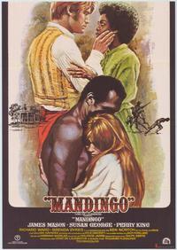 Mandingo - 39 x 55 Movie Poster - Italian Style A