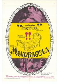 Mandragola - 11 x 17 Movie Poster - Style B