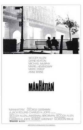 Manhattan - 11 x 17 Movie Poster - Style A